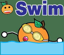 Little Orange Activities (English) sticker #2086960