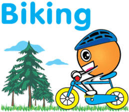 Little Orange Activities (English) sticker #2086961