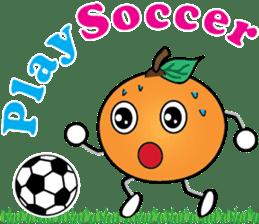 Little Orange Activities (English) sticker #2086962