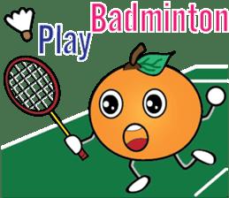 Little Orange Activities (English) sticker #2086963