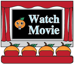 Little Orange Activities (English) sticker #2086967