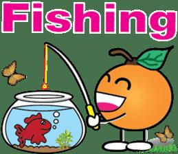 Little Orange Activities (English) sticker #2086972
