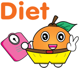 Little Orange Activities (English) sticker #2086973