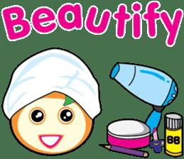 Little Orange Activities (English) sticker #2086978