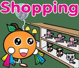 Little Orange Activities (English) sticker #2086979