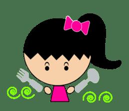 Pretty Mimi sticker #2087132