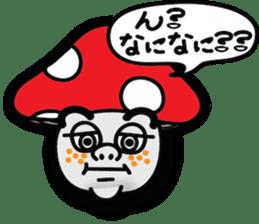 Kinoko JiiYa sticker #2087315