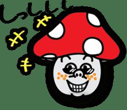 Kinoko JiiYa sticker #2087317