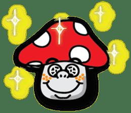Kinoko JiiYa sticker #2087324