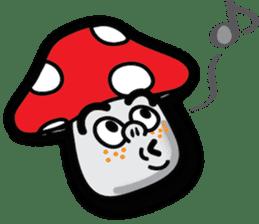 Kinoko JiiYa sticker #2087330