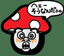 Kinoko JiiYa sticker #2087331