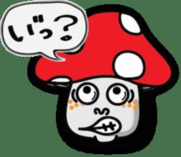 Kinoko JiiYa sticker #2087336