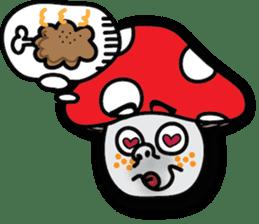 Kinoko JiiYa sticker #2087339