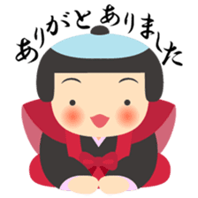 Hiroshima dialect of nancy channel sticker #2087955