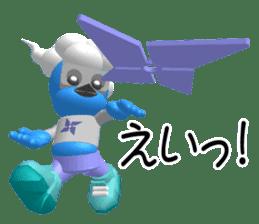 ninjaa sports sticker #2088477