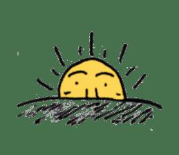 ~Sunlight boy and pleasant friend~ sticker #2089186