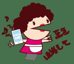 Puppet family-Mom- sticker #2090191