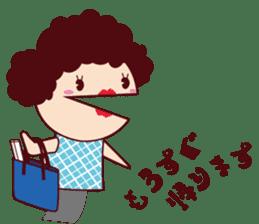 Puppet family-Mom- sticker #2090202