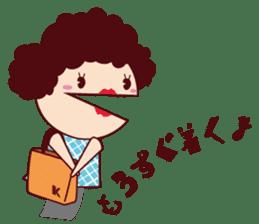 Puppet family-Mom- sticker #2090205