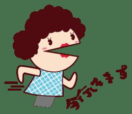 Puppet family-Mom- sticker #2090211