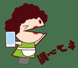 Puppet family-Mom- sticker #2090213