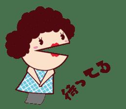 Puppet family-Mom- sticker #2090216