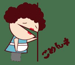Puppet family-Mom- sticker #2090218