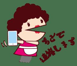 Puppet family-Mom- sticker #2090219
