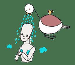 I'm a robot sticker #2090271