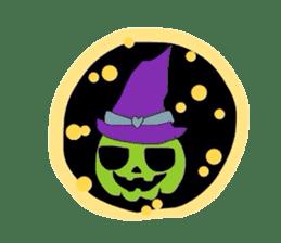 Green soybean Sunglass sticker #2091460