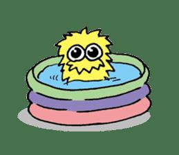mofu mofu sticker #2092808