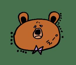Kuma~san sticker #2092824