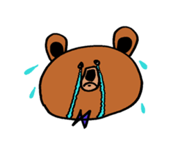 Kuma~san sticker #2092827