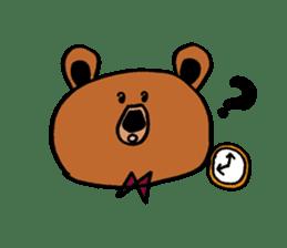 Kuma~san sticker #2092843