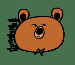 Kuma~san sticker #2092845
