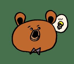 Kuma~san sticker #2092854