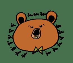 Kuma~san sticker #2092857