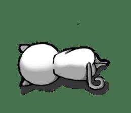 cat@@ sticker #2093681