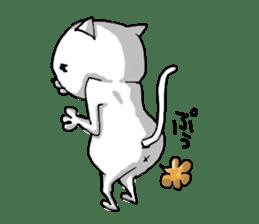 cat@@ sticker #2093695