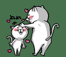 cat@@ sticker #2093699