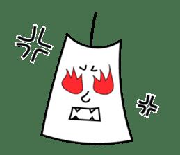KAWASE-SAN sticker #2093908