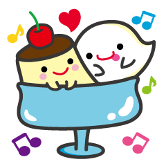 Lovely Ice cream Ghost !