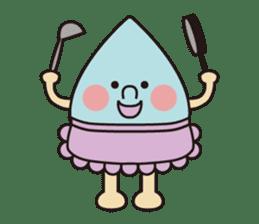 Lonely Shizu-kun sticker #2095303