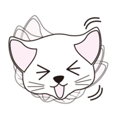 My home cat sticker #2095893