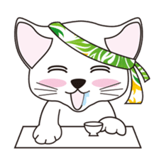 My home cat sticker #2095895