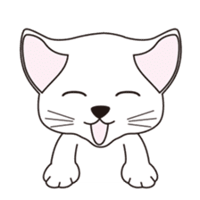 My home cat sticker #2095901
