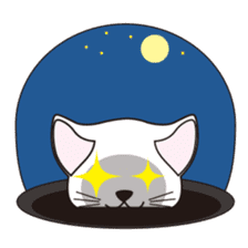 My home cat sticker #2095916