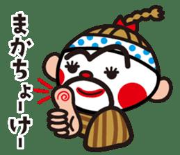 LOVE OKINAWA sticker #2097377