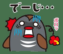 LOVE OKINAWA sticker #2097390