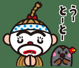 LOVE OKINAWA sticker #2097402